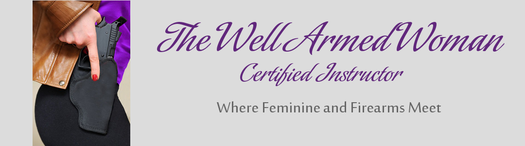 The Well Armed Woman Instructor